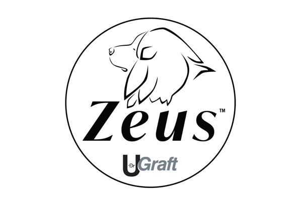 Dr.UGraft® Zeus FUE Hair Transplant System logo-600